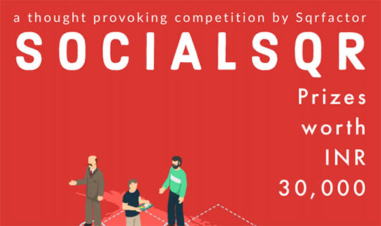 SocialSQR competition