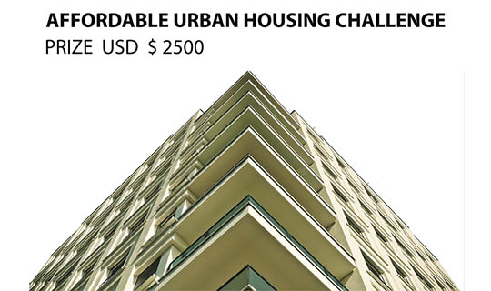 urban housing affordable students competition