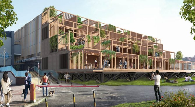 Eco Extension 2nd prize