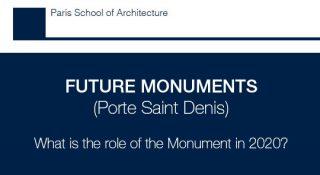 future monuments