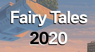 WebBanner fairy tales architecture competition