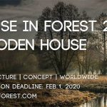 Open Call: House In Forest 2020 – Wooden House