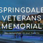 Springdale Veterans Memorial Design Competition