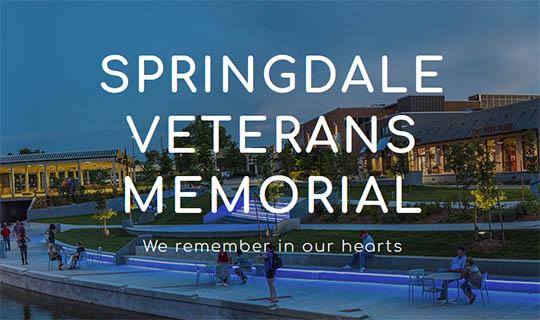 springdale veterans memorial architecture competition, architecture competition memorial