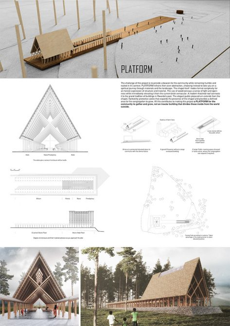 rwanda chapel winning submission