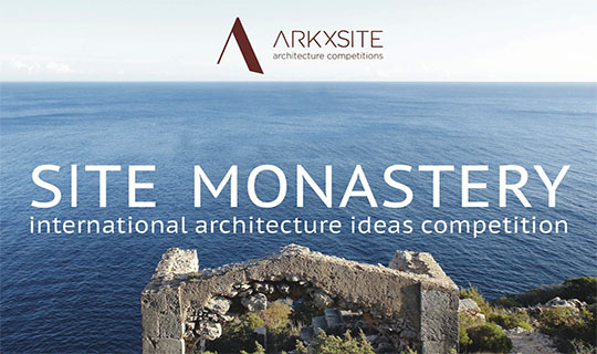 site monastery architecture competition free