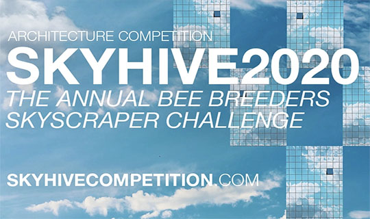 skyhive2020 architecture competition