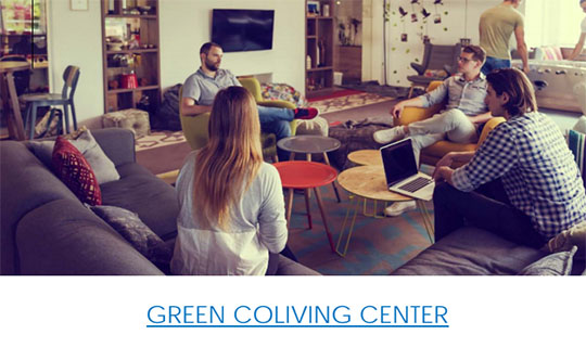 green coliving center