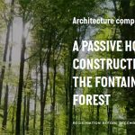 A Passive House in the Fontainebleau Forest