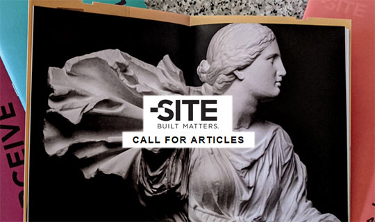call for architecture articles