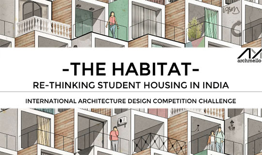 habitat india architecture competition