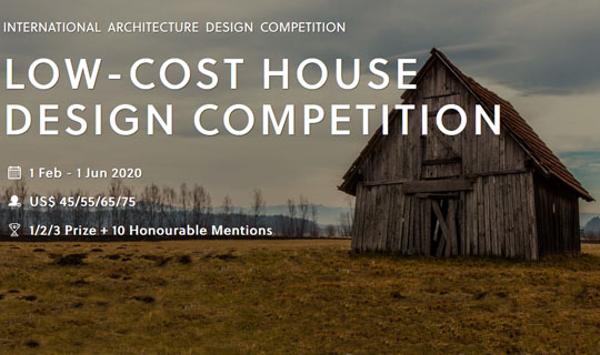 Low Cost House Competitions Archi