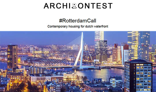 rotterdam architecture competition