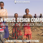 African House Design Competition – A Home For The Jorejick Family
