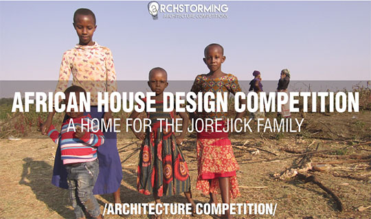 african house design competition