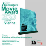 Open Call: 2A City Architecture Movie Awards 2020