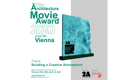 architecture movie awards 2020