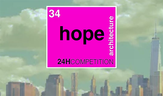 architecture competition 24h hope