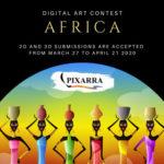 """Africa"" Digital Art Contest"