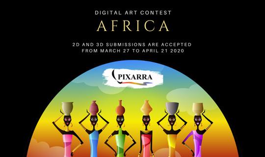 digital art contest africa