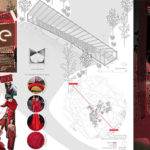 Results: Fashion Pavilion Milan by Archasm Competition