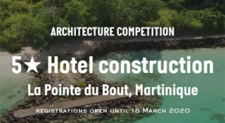 martinique 5 star hotel competition