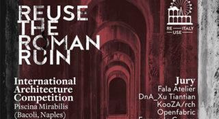 reuse the roman ruin