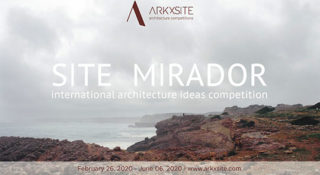 site mirador architecture competition
