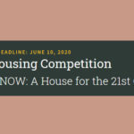 2020 Housing Competition