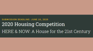 2020 housing competitions