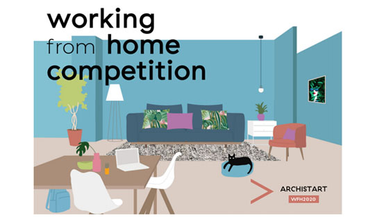 working from home competition