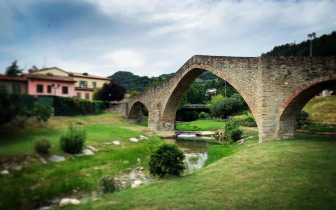 Ponte della Signora, Modigliana