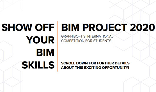 bim project 2020 competition