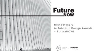 future now tubadzin design award