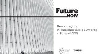 future now tubadzin design award