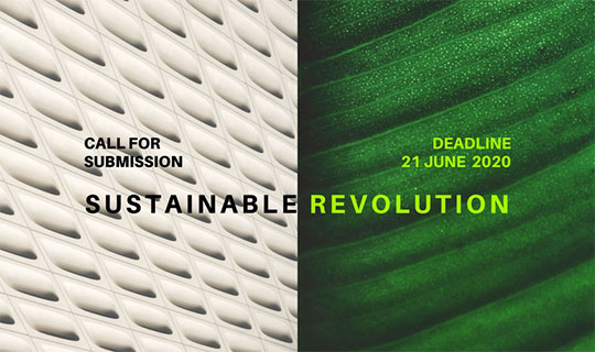 sustainable revolution challenge