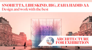 yacademy architecture for exhibition