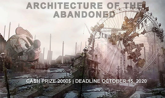 architecture of the abandoned