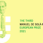 The Third Manuel de Solà-Morales European Prize 2021