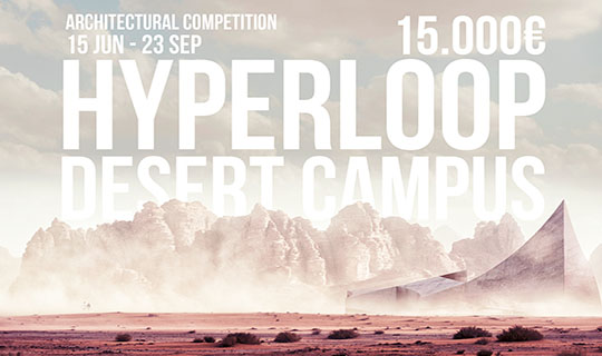 hyperloop desert campus