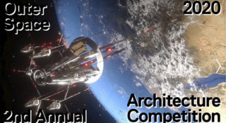 outer space architecture competition