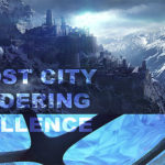 GHOST CITY RENDERING competition 2020