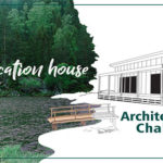 Ryterna modul Architectural Challenge 2020: Vacation House