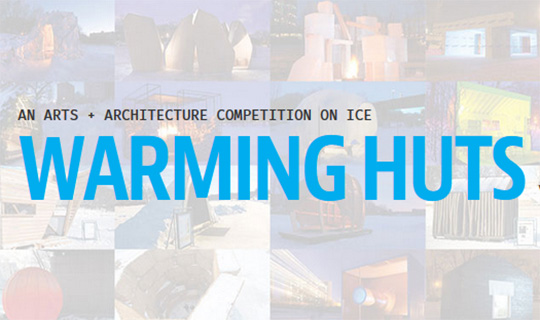 warming huts 2021