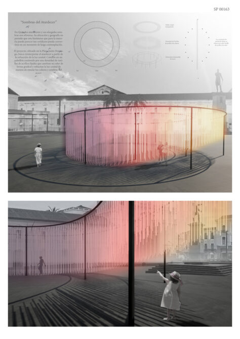 Quechua Architecture Competition Honourable Mention