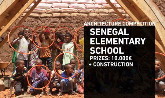competitions archi banner ARCHITECTURE COMPETITION SENEGAL ELEMENTARY SCHOOL
