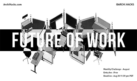 future of work architecture competition