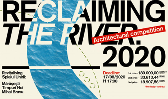reclaiming the river architecture competitions