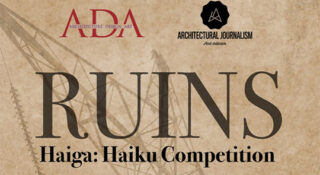 ruins haiku competition