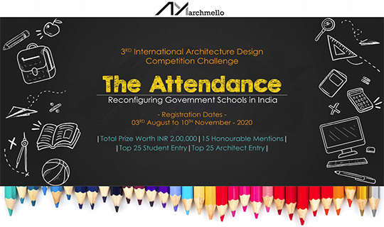 the attendance international design competition